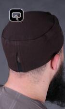 1 x Islamische Gebetsmütze von Qabail Taguia Braun