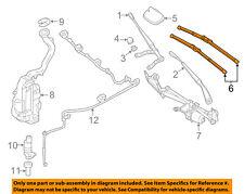 Mercedes MERCEDES-BENZ OEM 2015 GLA250 Wiper Arm-Front Blade 1768202800