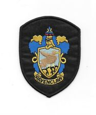 "HARRY POTTER House of Ravenclaw Robe Logo Embroidered Patch NEW 4"" high"