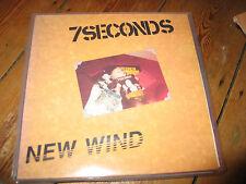7 seconds-NEW VENTO LP * ORIGINALE 1986 US HC kbd punk RAR!