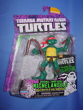 MICHELANGELO 2014 Teenage Mutant Ninja Turtles Original Comic Book Action Figure