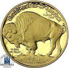 USA 50 Dollar Goldmünze 2011 PP American Buffalo Büffel und Indianerkopf