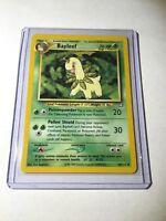 Bayleef - Neo Genesis Set - 28/111 - Uncommon - Pokemon Card - Unlimited - NM