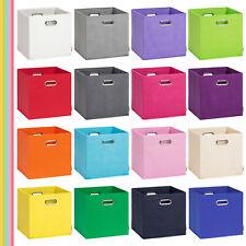 Storanda | Aufbewahrungsbox LEA | Faltbox | Korb | 33x33x33 cm | Neuware