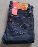 Damen Mädchen Jeans LEVIS LEVI´S 711 Skinny W23 L32