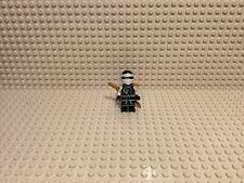 LEGO Ninjago Zane Skybound Minifigure NJO189 70603 With Weapons