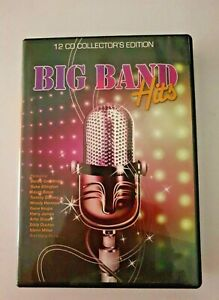 Big Band Hits 2010 12 CD Collection - Various Artists - on very good condition