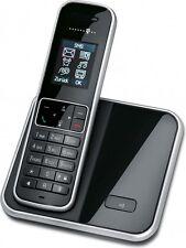 Telekom Sinus 405 Schnurloses Dect Telefon Schnurlos Gerät in Schwarz