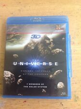 The Universe: 7 Wonders of the Solar System 3D(Blu-ray Disc,2011,3D)Authentic US