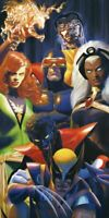 X-traordinary - Deluxe Marvel Giclee Canvas Signed by STAN LEE Ltd Ed of 10