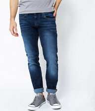 Pepe Jeans London HATCH Slim Stretch Jeans/Top Blue - 30/30 SRP £85.00
