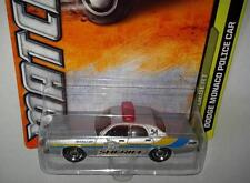 New MOC Matchbox '78 Silver Dodge Monaco Police Car Sheriff Cop