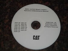 CAT CATERPILLAR 966G 972G WHEEL LOADER OPERATION & MAINTENANCE MANUAL CD