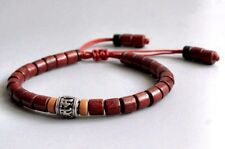 Tibetan Natural Stone Power Bead Bracelet Wrap for Men Women Surfer Beach Style