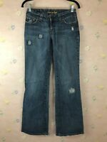 American Eagle Women's Jeans 👖 Boy Fit Flare Size 0