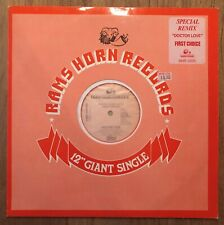 RAMS HORN - 12'' GIANT SINGLE