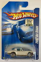 2007 Hotwheels 1963 63 Chevy Corvette Stingray, American Muscle, MOC! Very Rare!