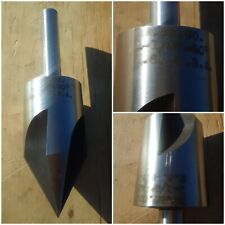 Mr Ampt Co 1 12 60 High Speed Steel 4 Flute Countersink 12 Shank Madeinusa