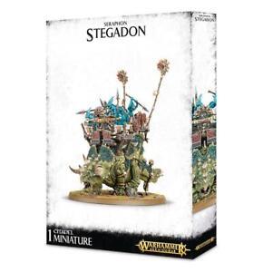 Seraphon Stegadon Warhammer Age of Sigmar (D)