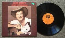Excellent (EX) Grading 33 RPM Speed Vinyl Records Slim Dusty