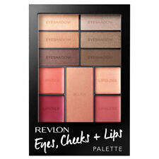 100 Romantic Nudes Revlon Eyes Cheeks and Lips Palette
