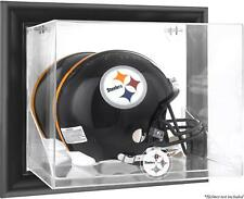 Pittsburgh Steelers Black Framed Wall-Mounted Helmet Display - Fanatics