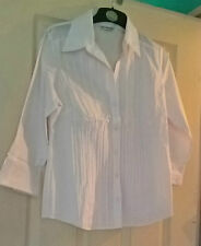 Marks and Spencer Women's Classic Button Down Collar Tops & Shirts