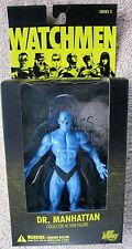 DC Direct Watchmen Movie Dr. Manhattan Action Figure MIP