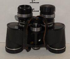 AMC Model 612 Binoculars 6x 12 x 32 with Case