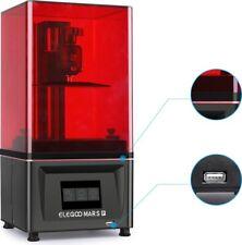 Stampante 3D Elegoo MARS 3D -  a resina, LCD Display + resina trasparente!