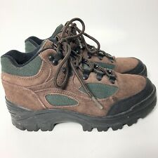 Nevados Brown Hiking Boots Suede Leather Men's US 7 EUR 38