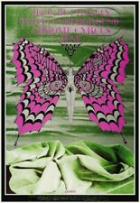 Velvet Underground POSTER Psychedelic Art Iron Butterfly Lou Reed John Cale Nico