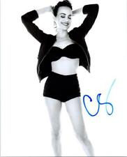 Carla Gugino 8x10 Autographed Signed Photo Good Looking and COA