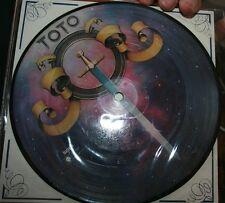 "TOTO - HOLD THE LINE 7"" ORIGINAL PICTURE DISC"