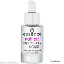 Express Dry Drops / Gouttes sechage rapide Vernis Ongle 8ml Nail Art - Essence