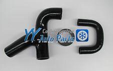 Subaru Silicone Y-pipe WRX GC8 Top Mount Intercooler Hose 96-00 Black