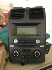 FORD FALCON BA BF XT HEAD UNIT CD RADIO ICC TESTED BEFORE REMOVAL