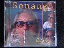Chris Hinze - Senang - CD NEU & OVP New & Sealed