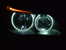 BMW E60 LED Xenon White ANGEL EYES Canbus Bulbs