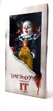 Mezco Reveals Living Dead Dolls Presents IT 1990: Pennywise