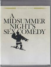 A MIDSUMMER'S NIGHT SEX COMEDY Woody Allen (TWILIGHT TIME '15 BluRay) NEW SEALED