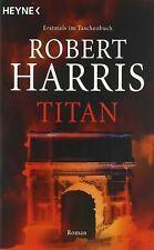 Titan: Roman von Harris, Robert | Buch | Zustand gut