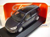 1:43 MINICHAMPS 2006 FORD Galaxy Ghia royal gray met. COLLECTIBLE DEALER PROMO