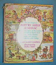 1970 THE NEW ENGLAND BUTT'RY SHELF ALMANAC - HARDCOVER WITH DUST JACKET