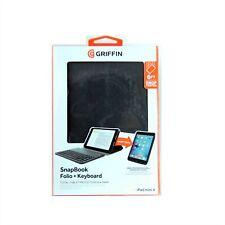 GRIFFIN SNAPBOOK FOLIO COVER CASE + KEYBOARD FOR IPAD MINI 4 BLUETOOTH GB42236