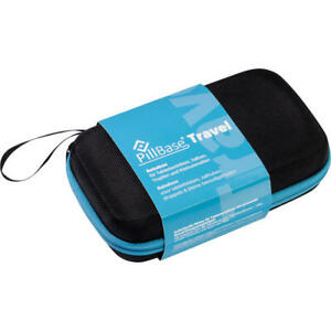 PILLBASE Travel Reiseapotheke Tabletten Aufbewahrung Pillen-Organizer nur 1xVers