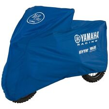 Yamaha YZ/WR Motorcycle Cover in Yamaha Blue - Fits Many YZ & WR models - New