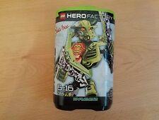 LEGO 7165 Hero Factory-Natalie Breez RARA E RITIRATO, NUOVO con scatola, sigillato in fabbrica