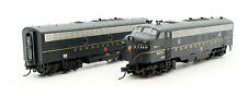 INTERMOUNTAIN HO GAUGE PENNSYLVANIA FP7 LOCOMOTIVE AND F7B LOCOMOTIVE (10S)