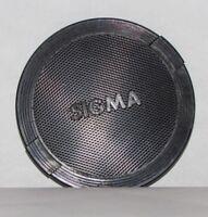 Sigma 67mm Lens Front Cap vintage APO snap on type Black